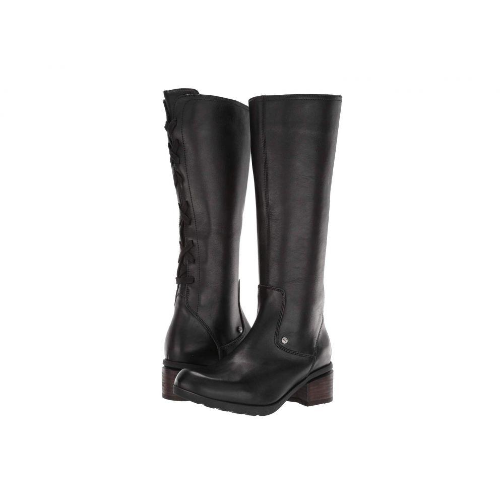 ウォーキー Wolky レディース シューズ・靴 ブーツ【Hayden】Black