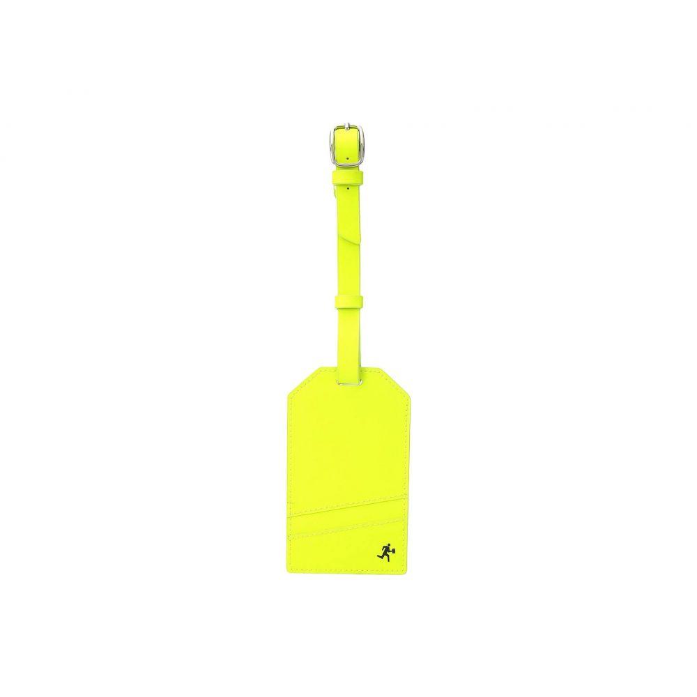 ウォント レス エッセンシャル WANT Les Essentiels レディース キーホルダー【Changi Luggage Tag】Neon