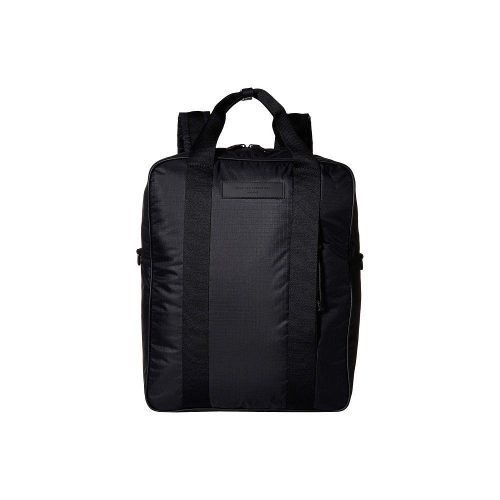 ウォント レス エッセンシャル WANT Les Essentiels レディース バッグ バックパック・リュック【Dorado Convertible Backpack】Black Eco Nylon/Black