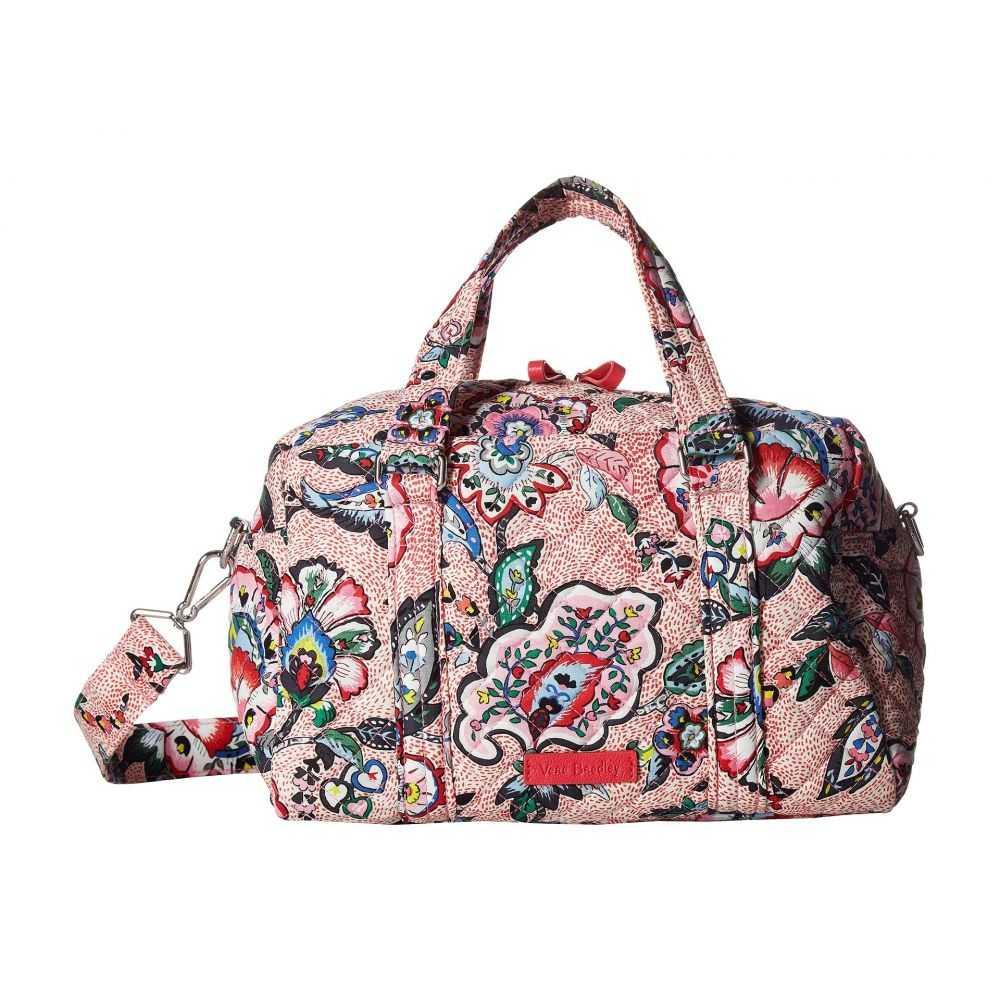 ヴェラ ブラッドリー Vera Bradley レディース バッグ ハンドバッグ【Iconic 100 Handbag】Stitched Flowers