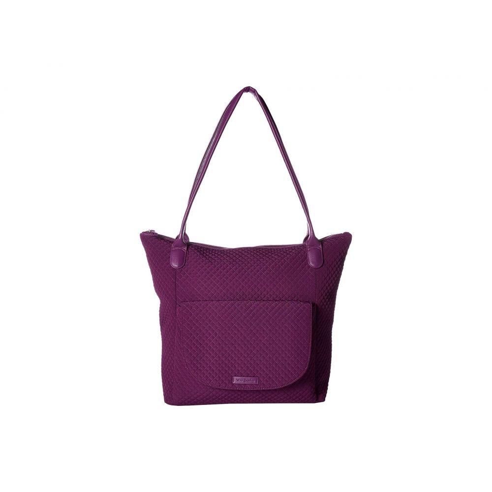 ヴェラ ブラッドリー Vera Bradley レディース バッグ トートバッグ【Carson North/South Tote】Gloxinia Purple