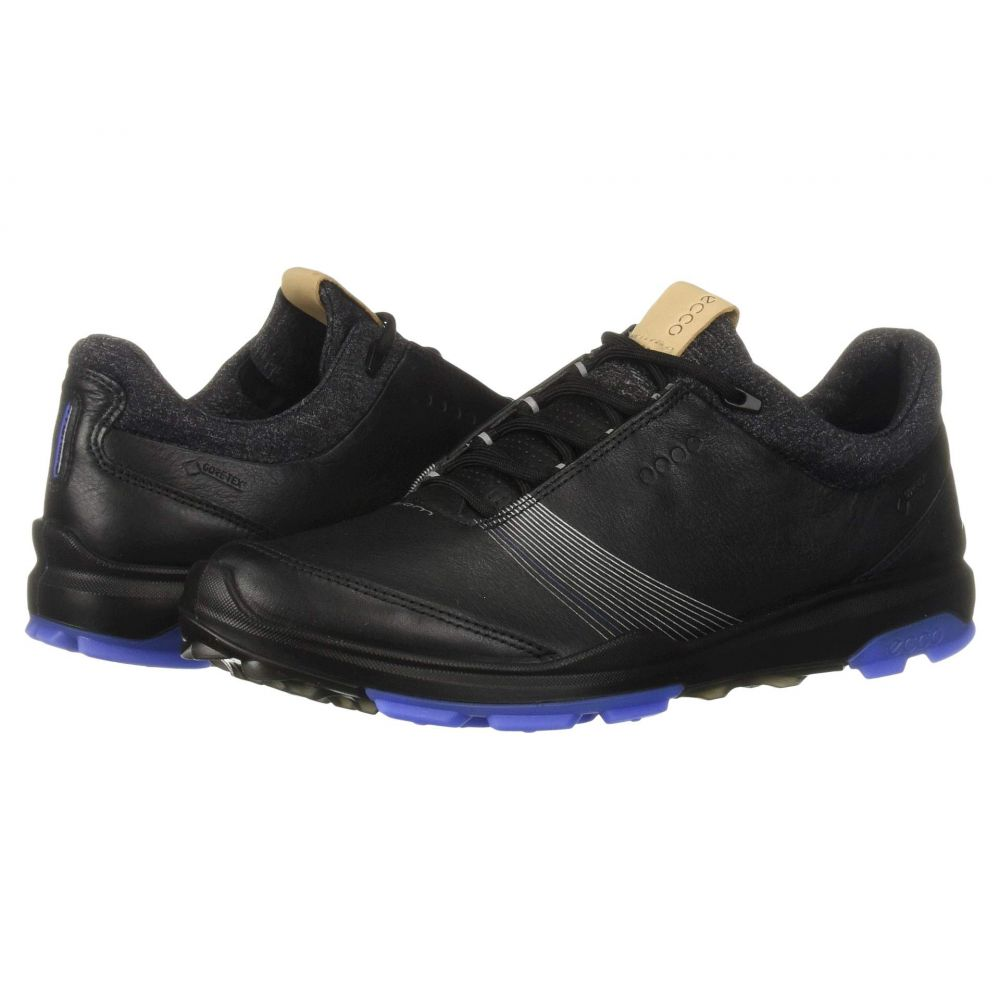 エコー ECCO Golf レディース シューズ・靴 スニーカー【Biom Hybrid 3 GTX】Black