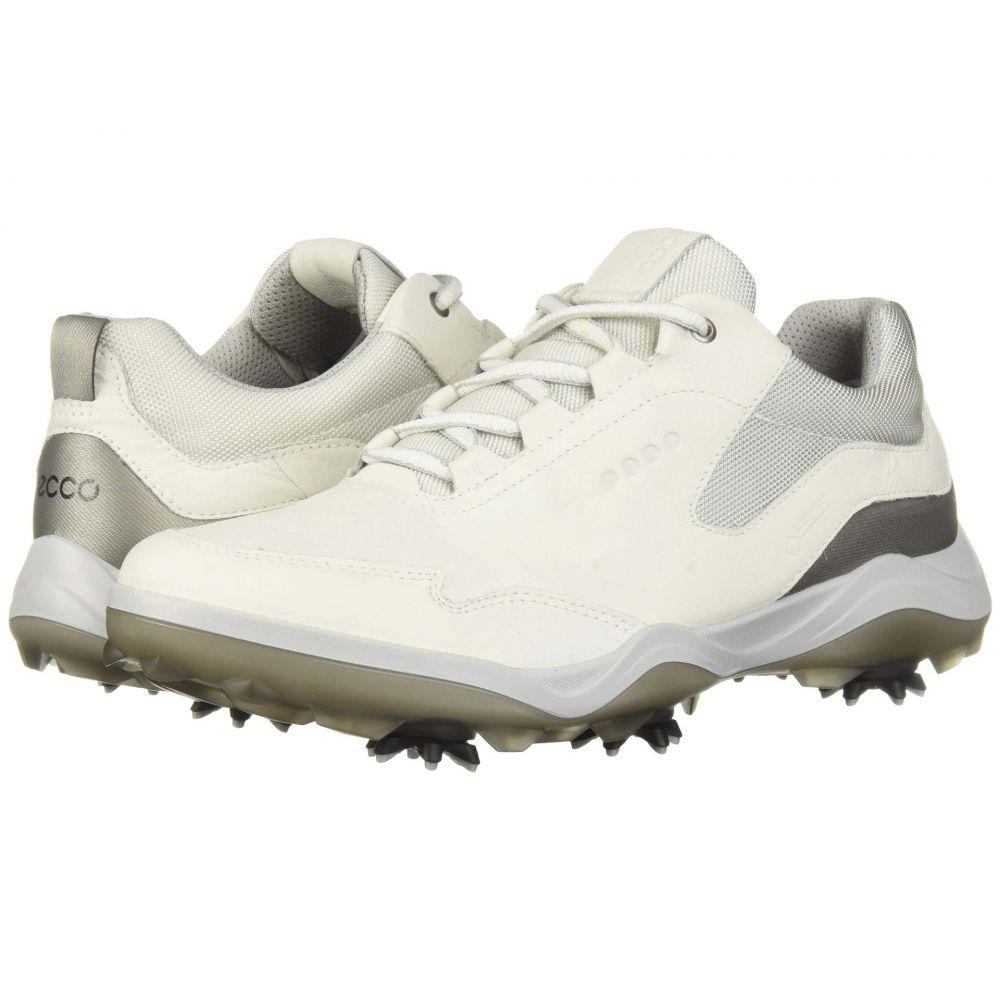 エコー ECCO Golf メンズ ゴルフ シューズ・靴【Strike GORE-TEX】White