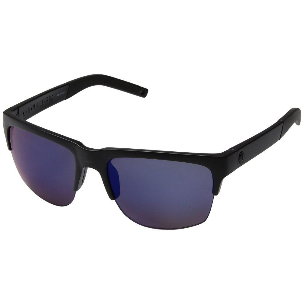 エレクトリック Electric Eyewear メンズ メガネ・サングラス【Knoxville Pro Polarized Plus】Matte Black/Ohm+ Polar Blue