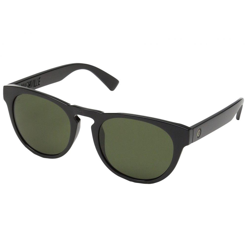 エレクトリック Electric Eyewear メンズ メガネ・サングラス【Nashville】Gloss Black/Ohm Grey