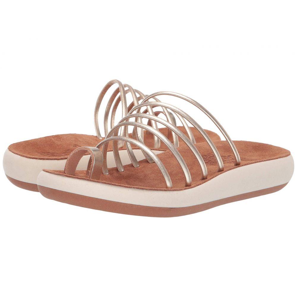 エンシェント グリーク サンダルズ Ancient Greek Sandals レディース シューズ・靴 サンダル・ミュール【Hypatia Comfort】Platinum