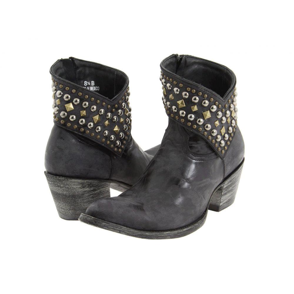 オールド グリンゴ Old Gringo レディース シューズ・靴 ブーツ【MiniBelinda】Black