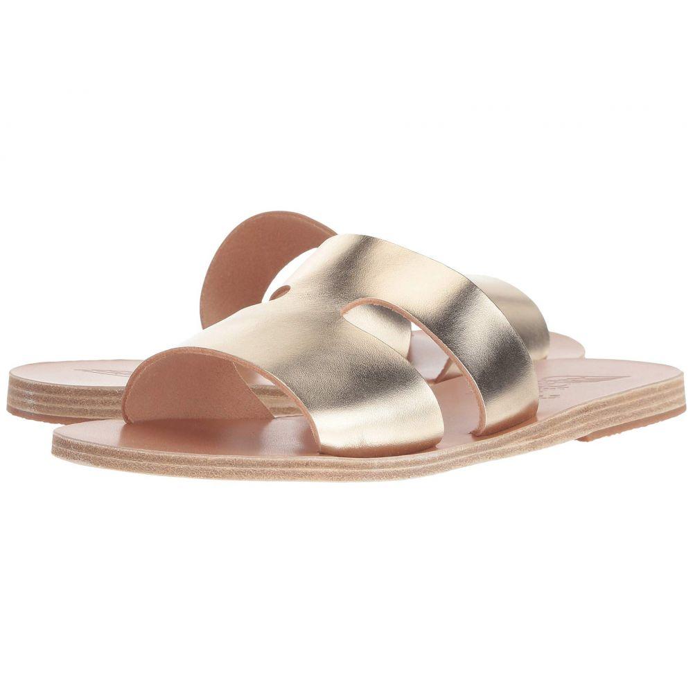エンシェント グリーク サンダルズ Ancient Greek Sandals レディース シューズ・靴 サンダル・ミュール【Apteros】Platinum