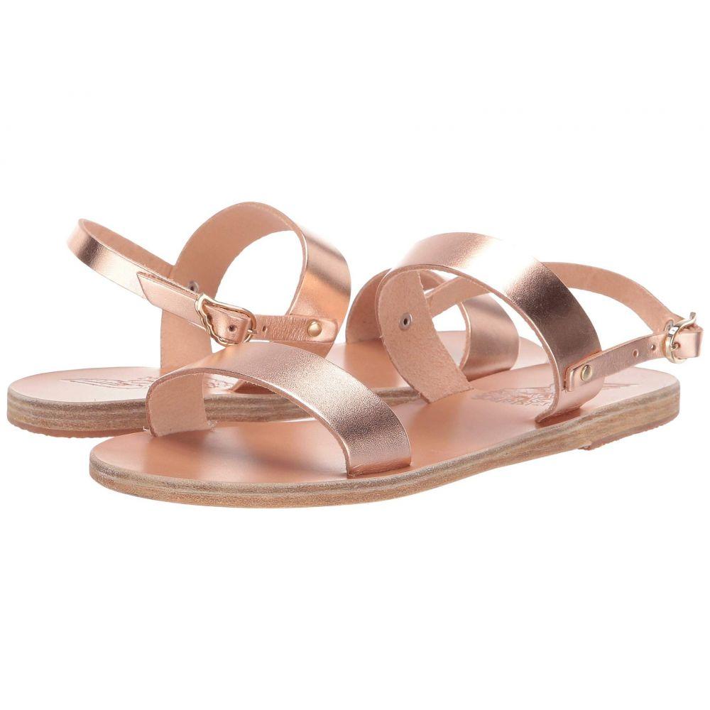 エンシェント グリーク サンダルズ Ancient Greek Sandals レディース シューズ・靴 サンダル・ミュール【Clio】Pink Metal