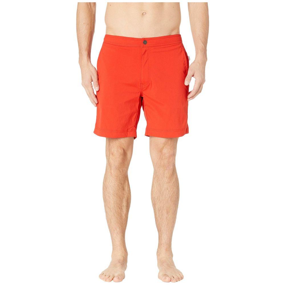 オニア onia メンズ 水着・ビーチウェア 海パン【Calder 7.5 Swim Shorts】Flame