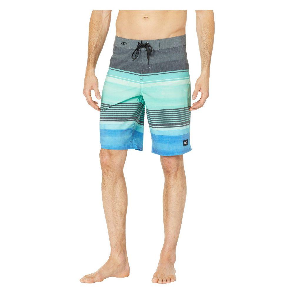 オニール O'Neill メンズ 水着・ビーチウェア 海パン【Cooper Boardshorts】Aqua
