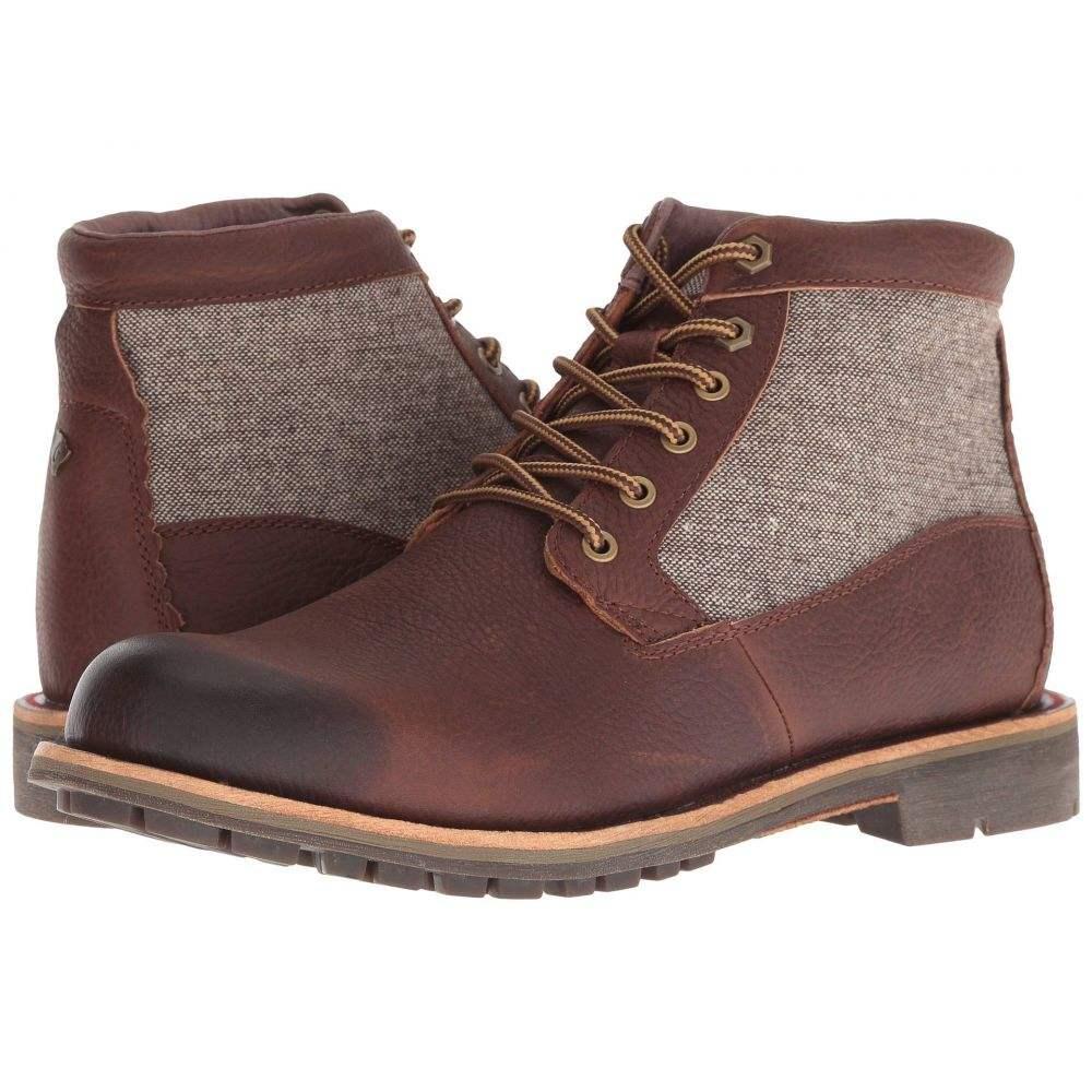 オルカイ OluKai メンズ シューズ・靴 ブーツ【Hualalai】Dark Wood