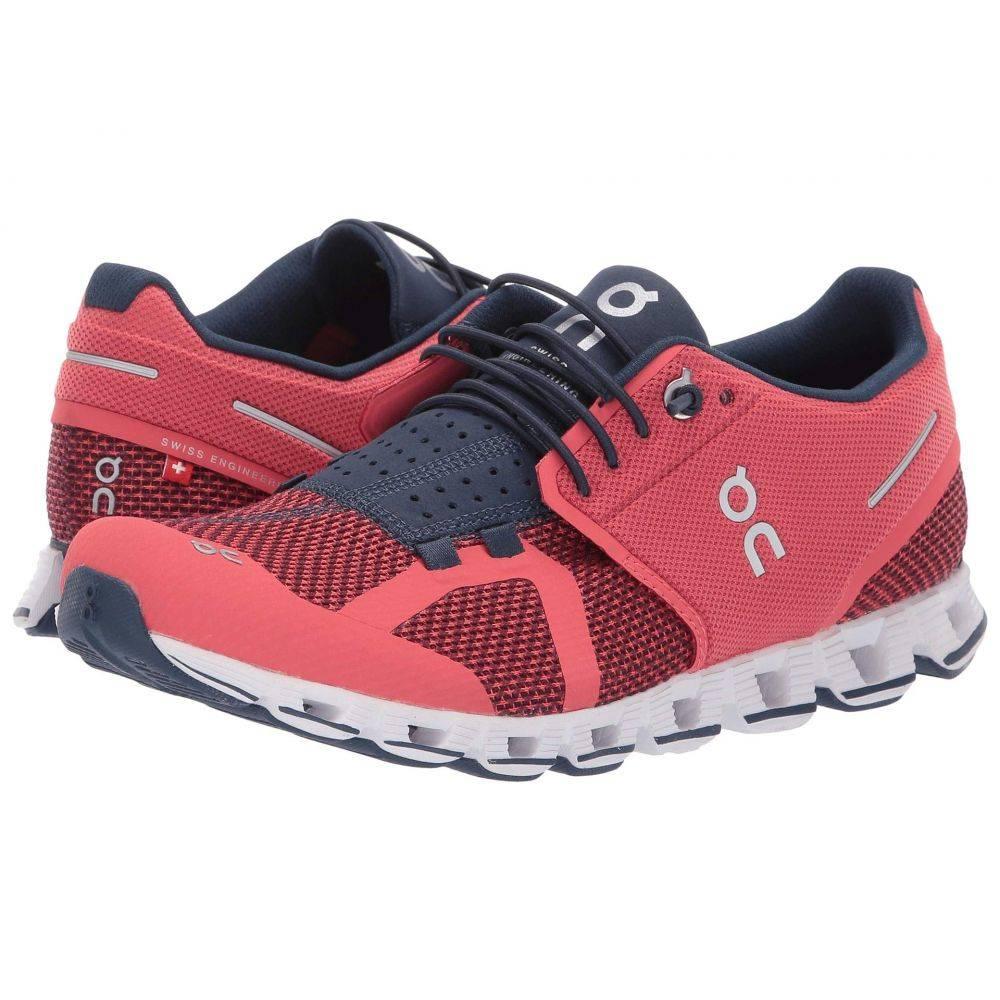 オン On レディース ランニング・ウォーキング シューズ・靴【Cloud 2.0】Coral/Pacific