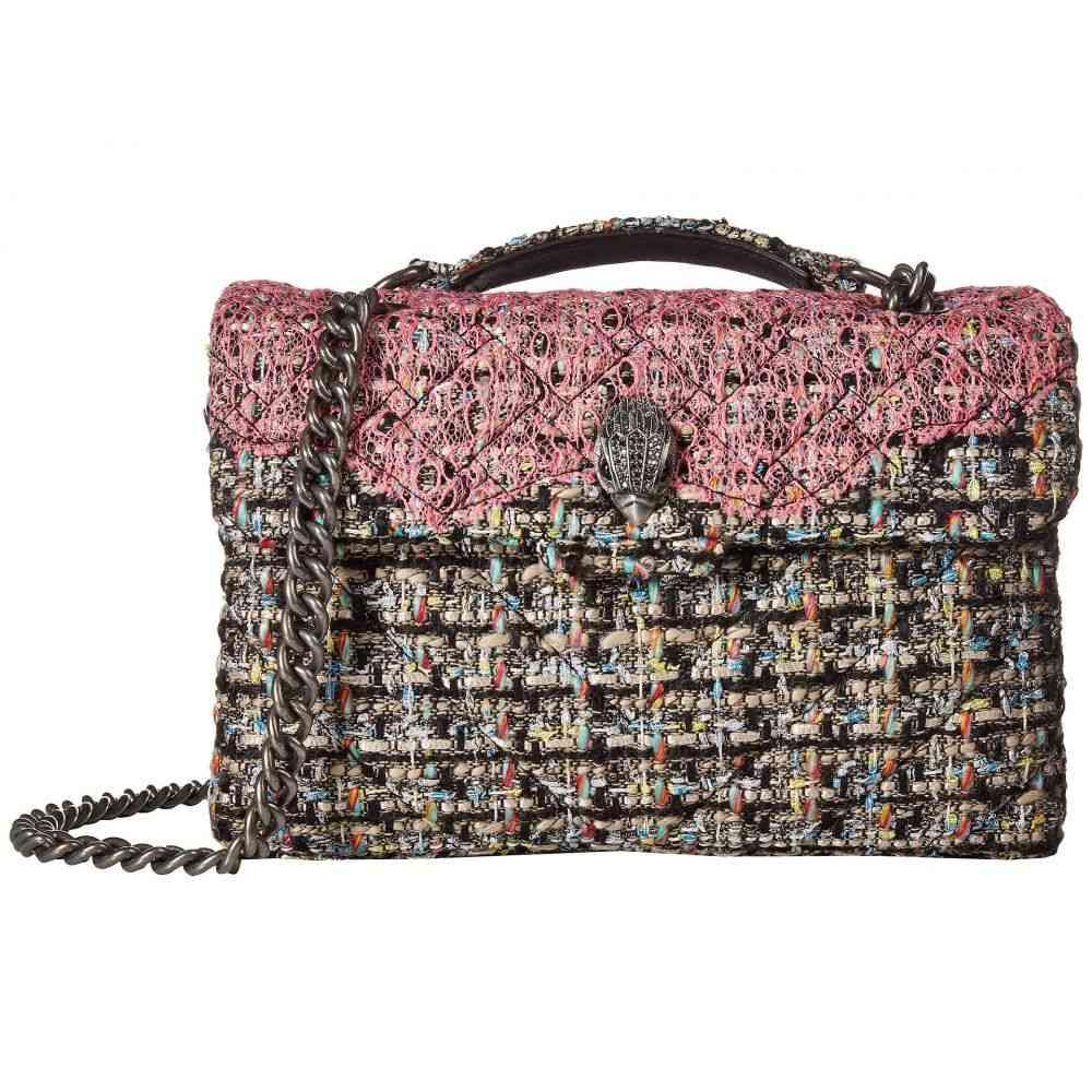 カート ジェイガー Kurt Geiger London レディース バッグ ショルダーバッグ【Kensington Tweed Shoulder Bag】Multi/Other