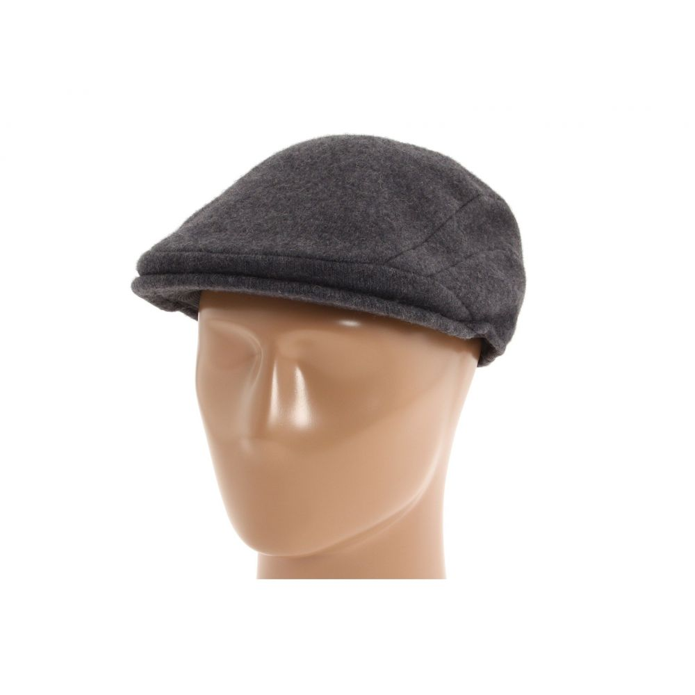 カンゴール Kangol レディース 帽子【Wool 507】Dark Flannel