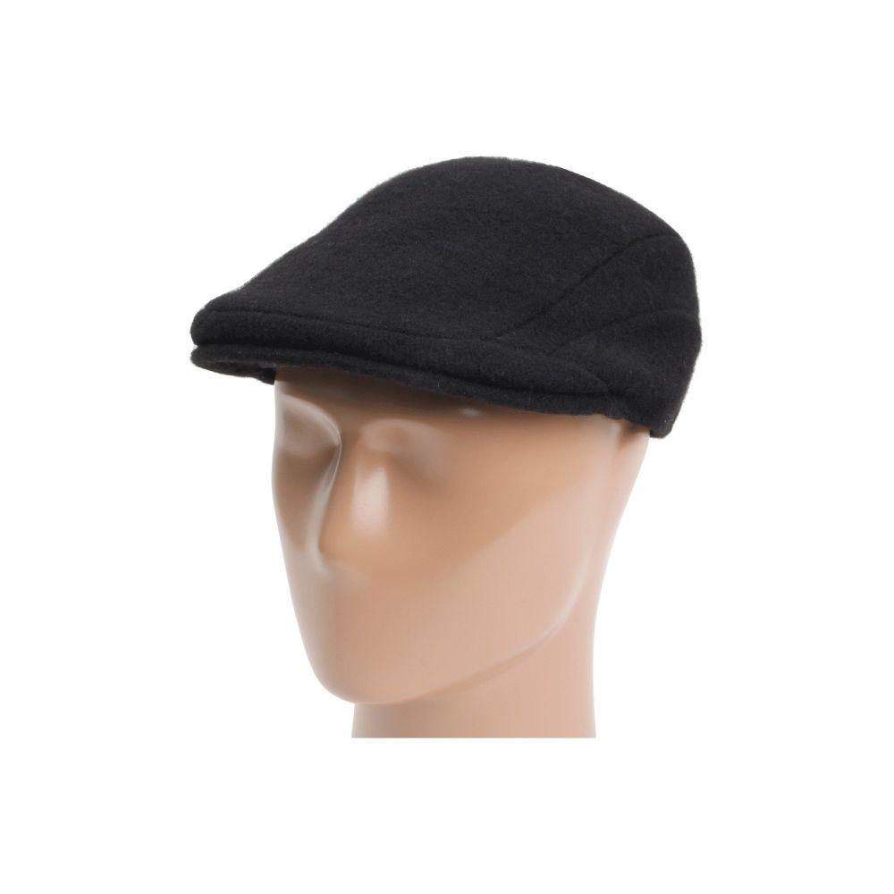カンゴール Kangol レディース 帽子【Wool 507】Black