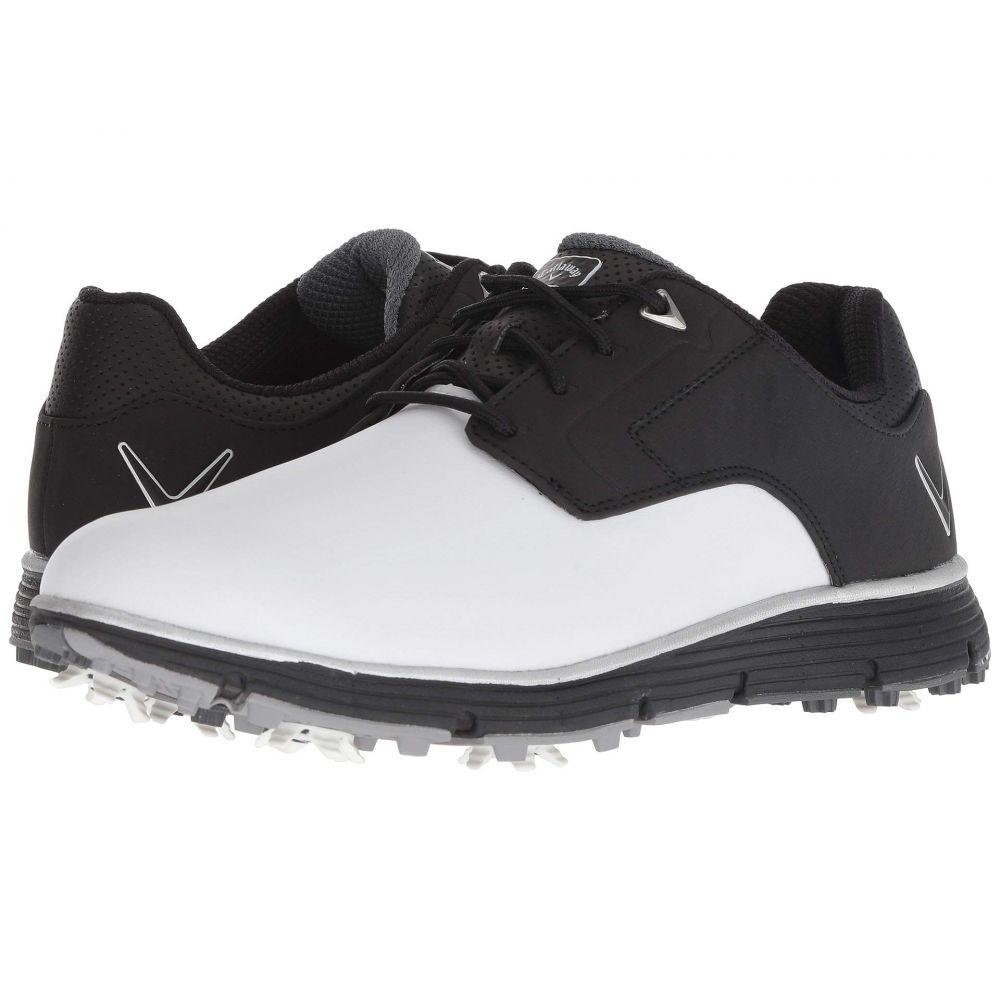 キャロウェイ Callaway メンズ シューズ・靴 スニーカー【La Jolla】Black/White