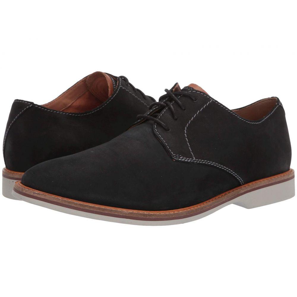 クラークス Clarks メンズ シューズ・靴 革靴・ビジネスシューズ【Atticus Lace】Black Nubuck