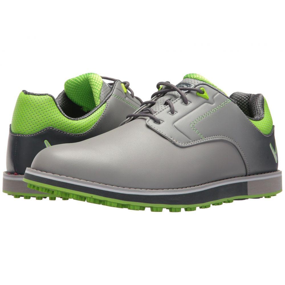 キャロウェイ Callaway メンズ シューズ・靴 スニーカー【La Jolla SL】Grey/Lime