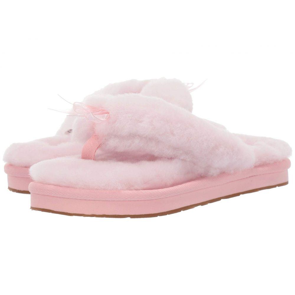 アグ UGG レディース シューズ・靴 ビーチサンダル【Fluff Flip Flop III】Seashell Pink