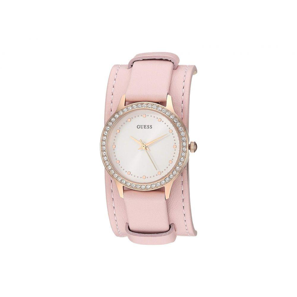 ゲス GUESS レディース 腕時計【U1150L3】Pink/Rose Gold