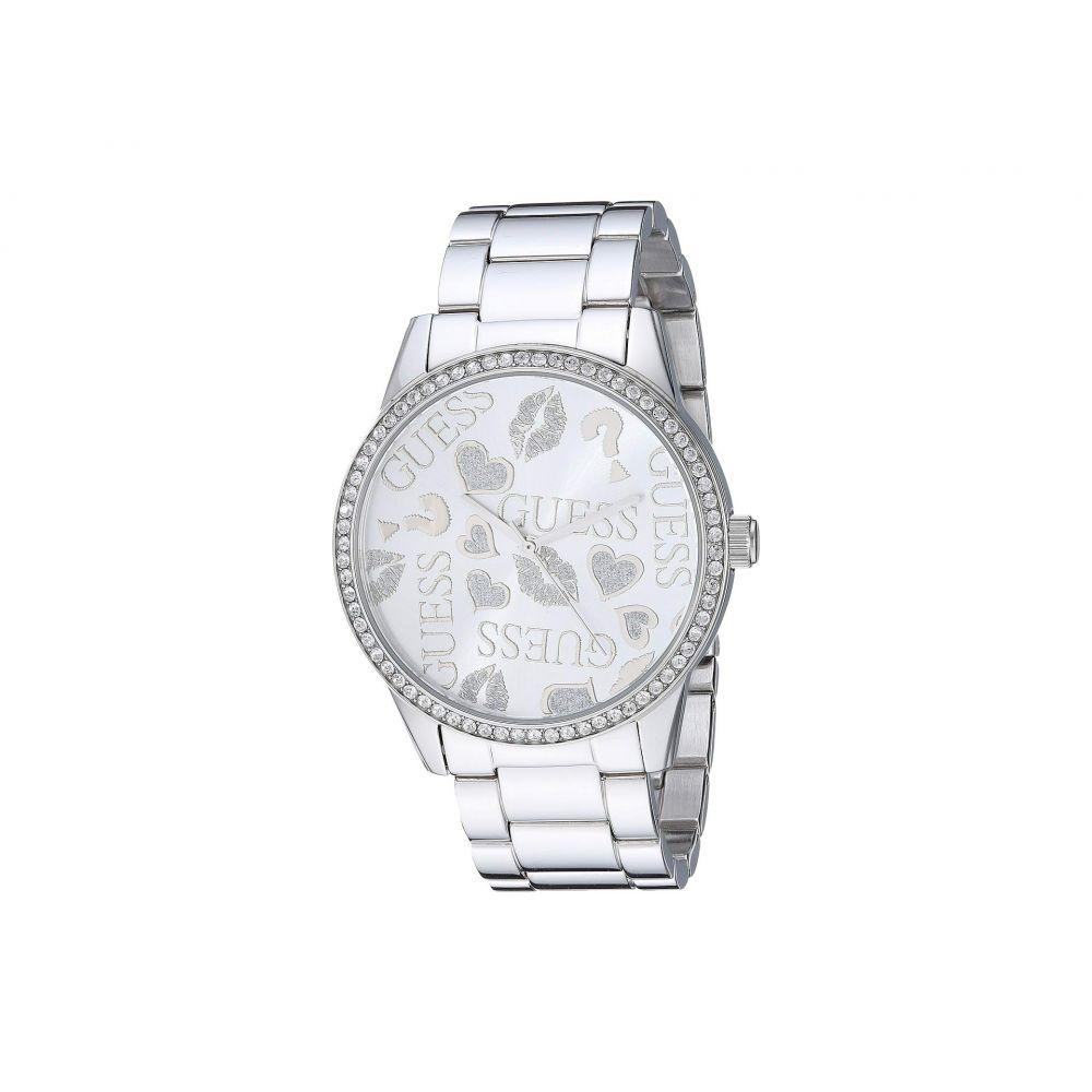 ゲス GUESS レディース 腕時計【U1205L1】Silver