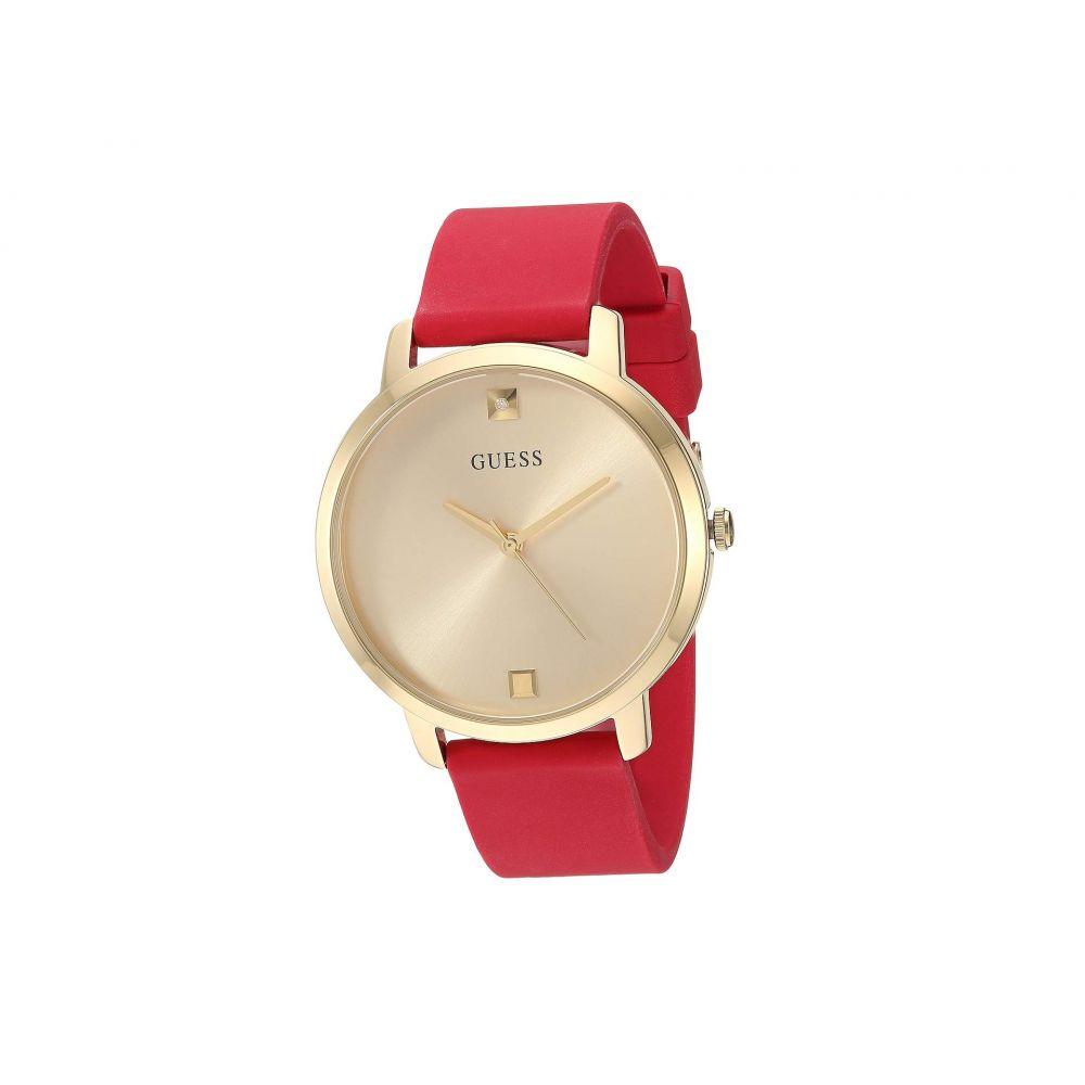 ゲス GUESS レディース 腕時計【U1210L2】Red/Gold