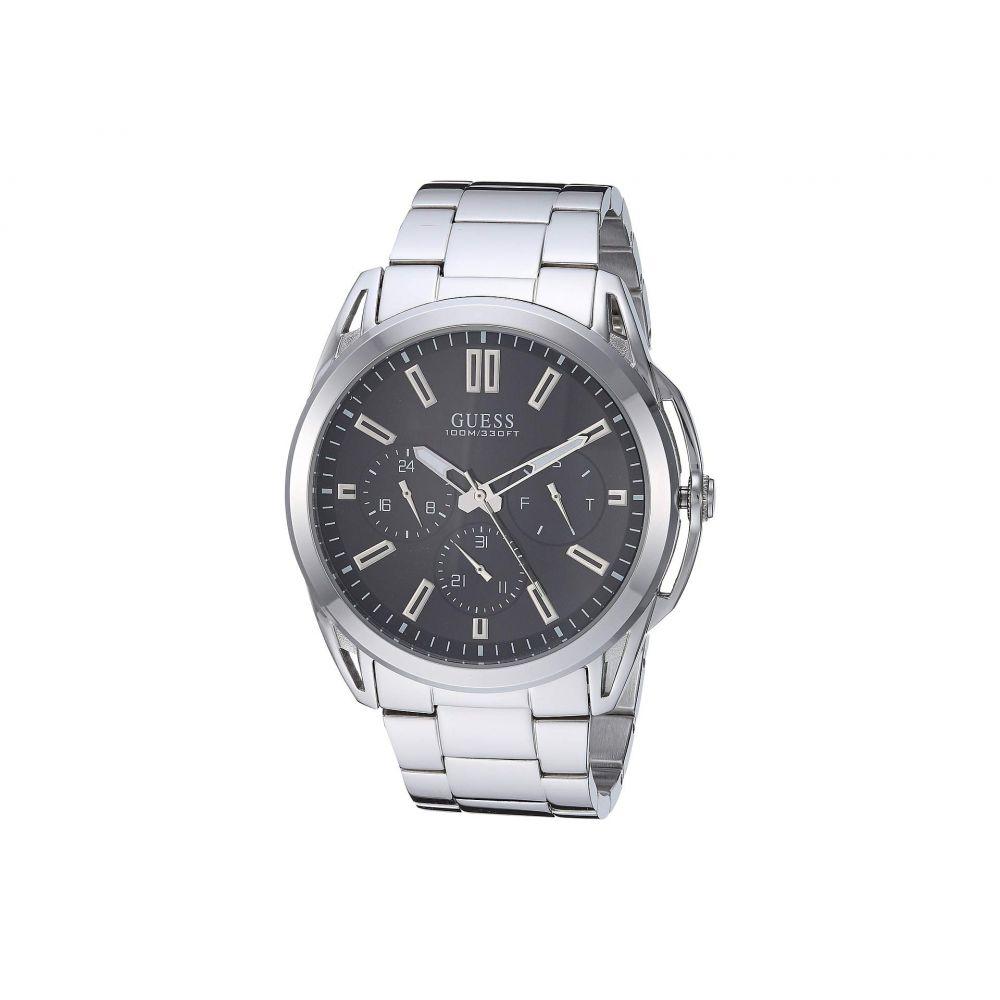 ゲス GUESS メンズ 腕時計【U1176G2】Silver/Black