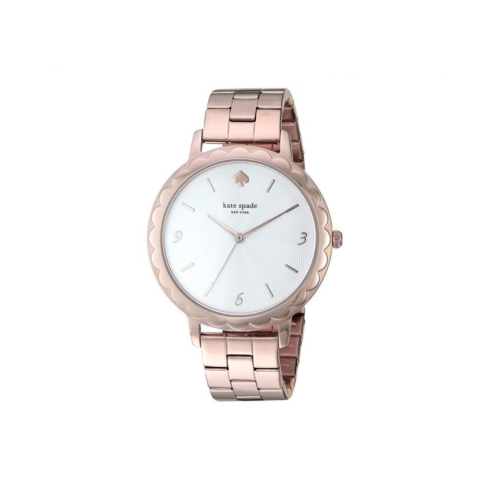 ケイト スペード Kate Spade New York レディース 腕時計【Metro - KSW1495】Pink