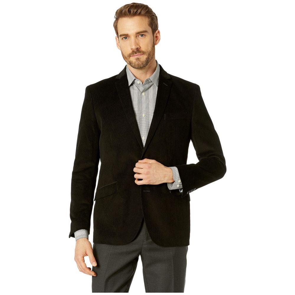 ケネス コール Kenneth Cole Reaction メンズ アウター スーツ・ジャケット【Unlisted Corduroy Sportcoat】Black