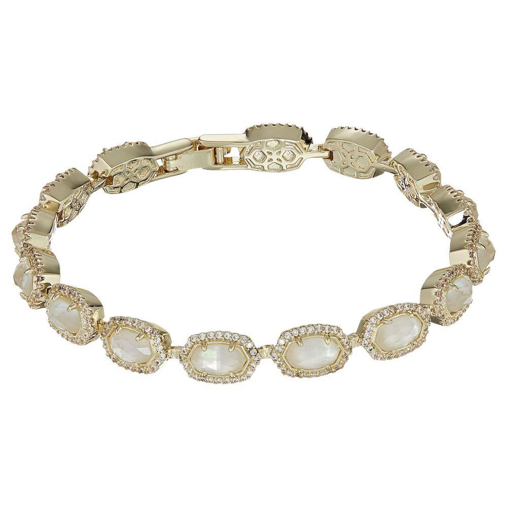 ケンドラ スコット Kendra Scott レディース ジュエリー・アクセサリー ブレスレット【Cole Bracelet】Gold/Ivory Mother-of-Pearl