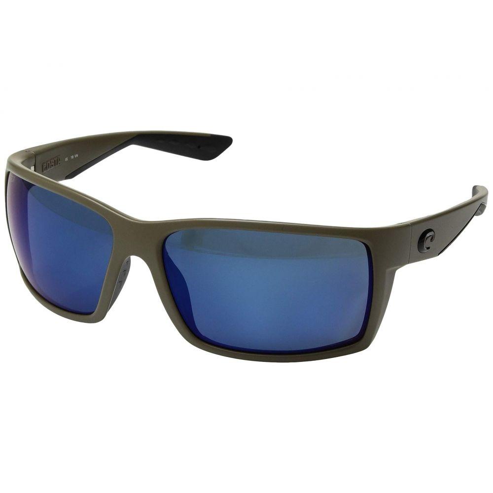 コスタ Costa メンズ メガネ・サングラス【Reefton】Moss/Blue Mirror 580P