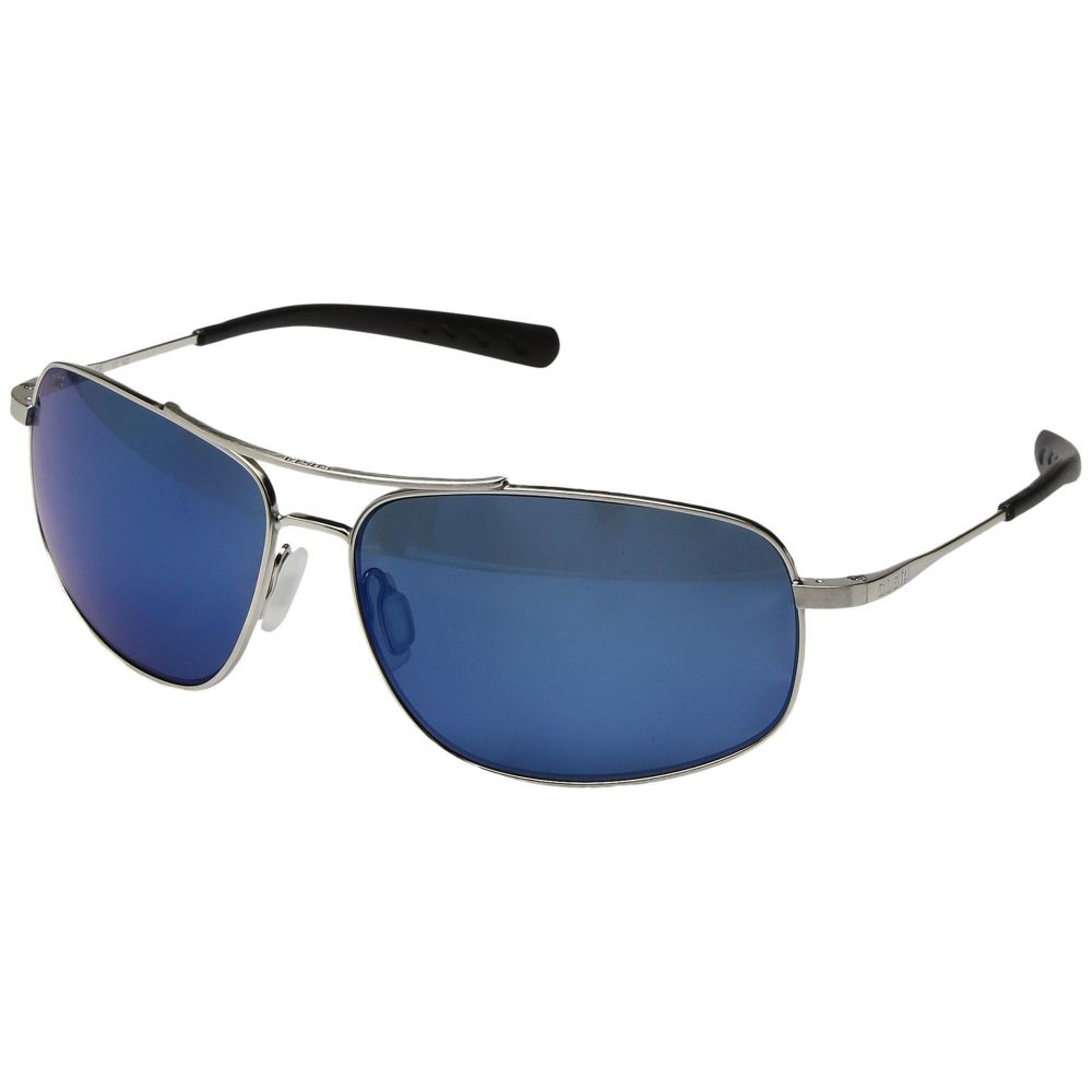 コスタ Costa レディース メガネ・サングラス【Shipmaster】Brushed Palladium Frame/Blue Mirror 580P