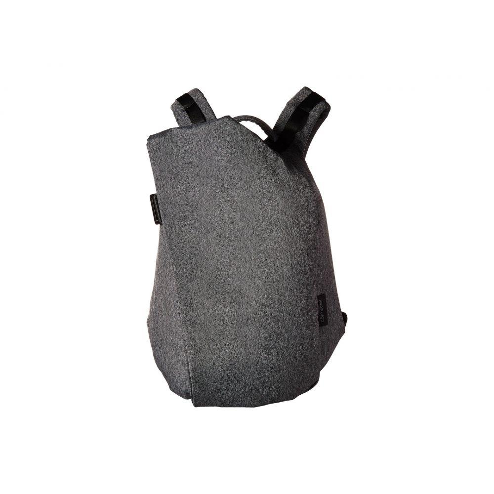 コート エ シエル cote&ciel レディース バッグ バックパック・リュック【Isar Medium Eco Yarn Backpack】Black Melange