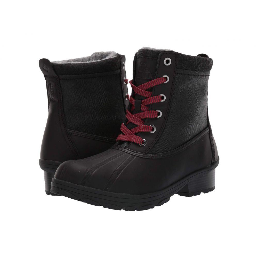 コディアック Kodiak レディース シューズ・靴 ブーツ【Iscenty Arctic Grip】Black