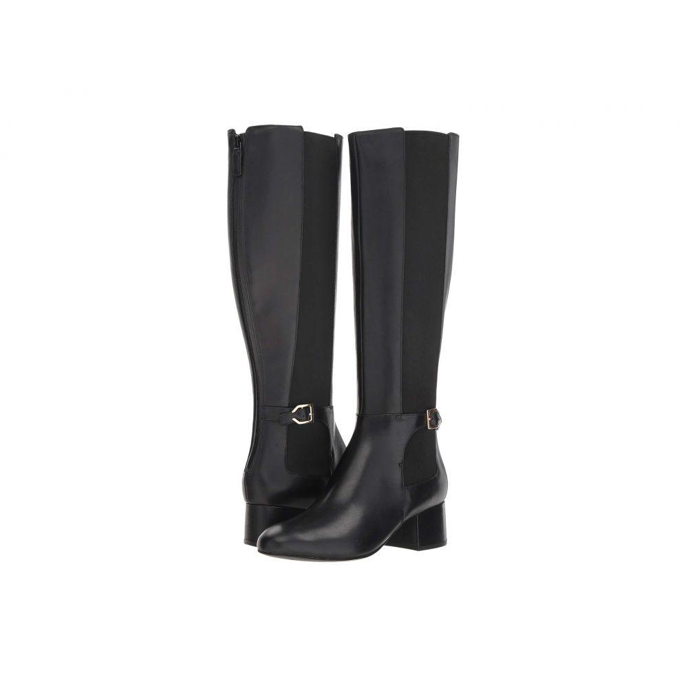 【美品】 コールハーン Cole Haan Haan レディース ブーツ【Avani シューズ・靴 Leather ブーツ【Avani Stretch Boot】Black Waterproof Leather, 森田:3cd15ce8 --- dmarketingland.in