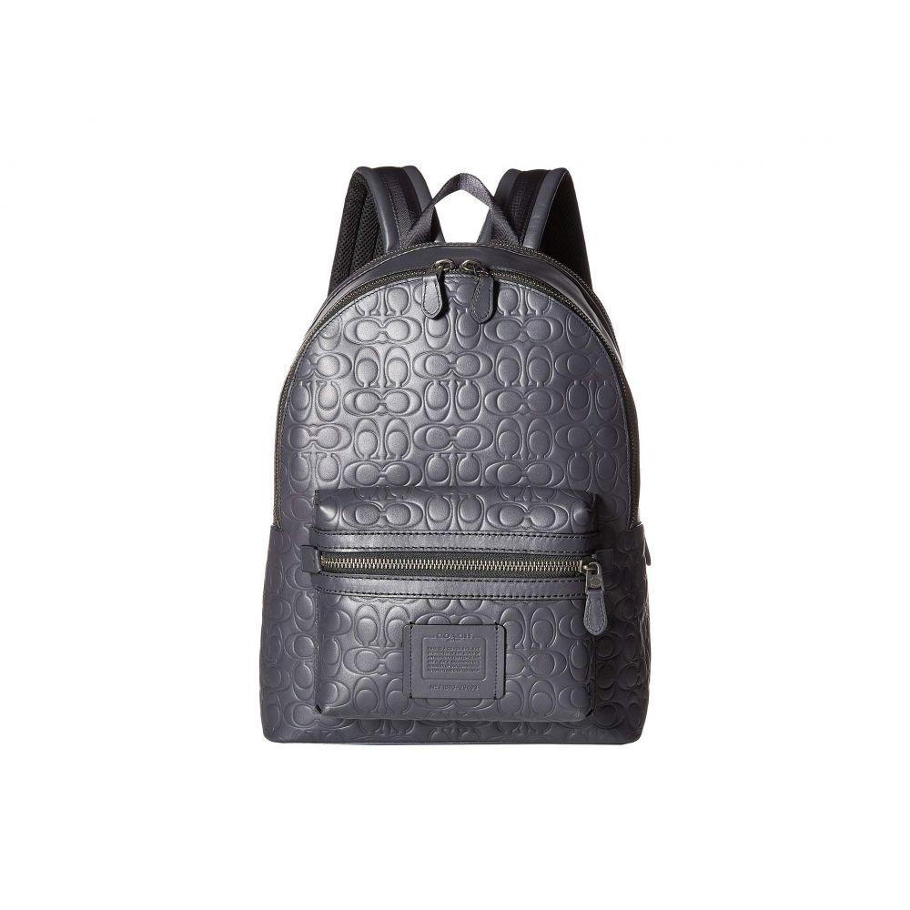 コーチ COACH メンズ バッグ バックパック・リュック【Academy Backpack in Signature Leather】Blue
