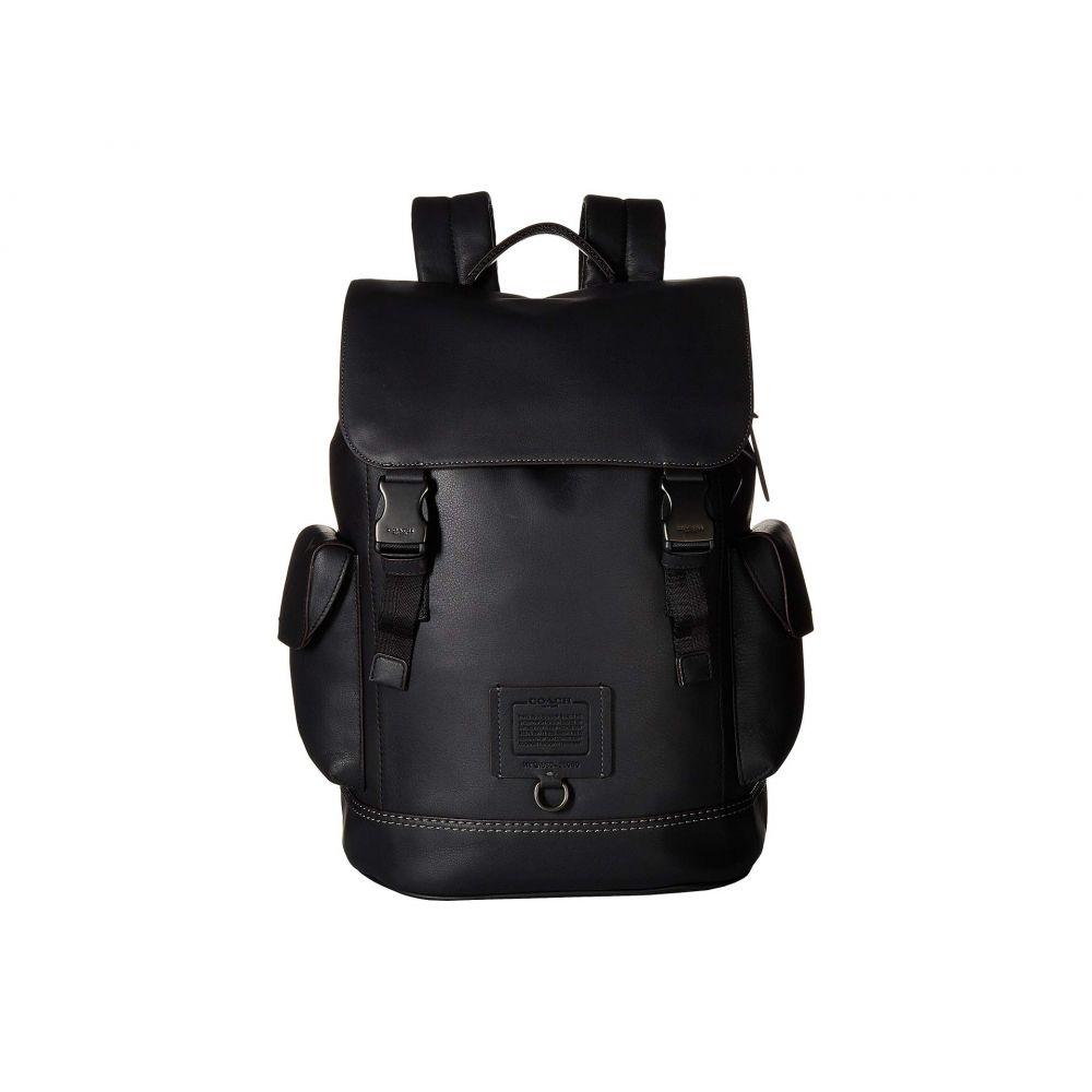 コーチ COACH メンズ バッグ バックパック・リュック【Rivington Backpack in Soft Grain Leather】Black