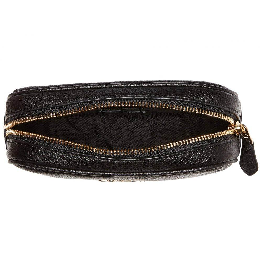 502b9ca5e647 コーチ COACH レディース バッグ ボディバッグ・ウエストポーチ【Polished Pebble Dressy Belt  Bag】Black/Gold Bag】Black/Gold Bag】Black/Gold 035。