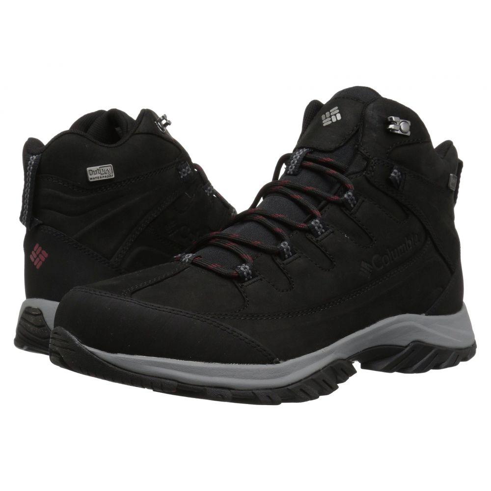 コロンビア Columbia メンズ ハイキング・登山 シューズ・靴【Terrebone II Mid Outdry】Black/Lux