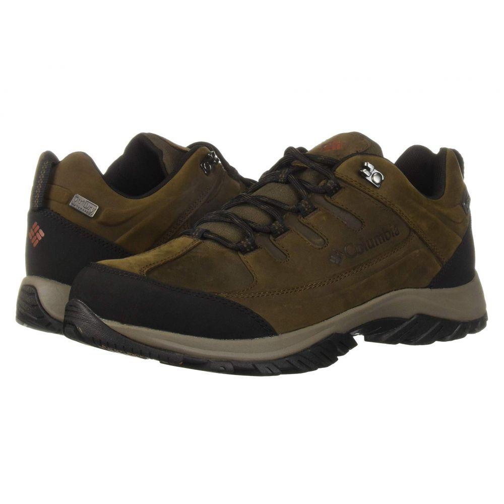 コロンビア Columbia メンズ ハイキング・登山 シューズ・靴【Terrebone II Outdry】Cordovan/Rustic Brown