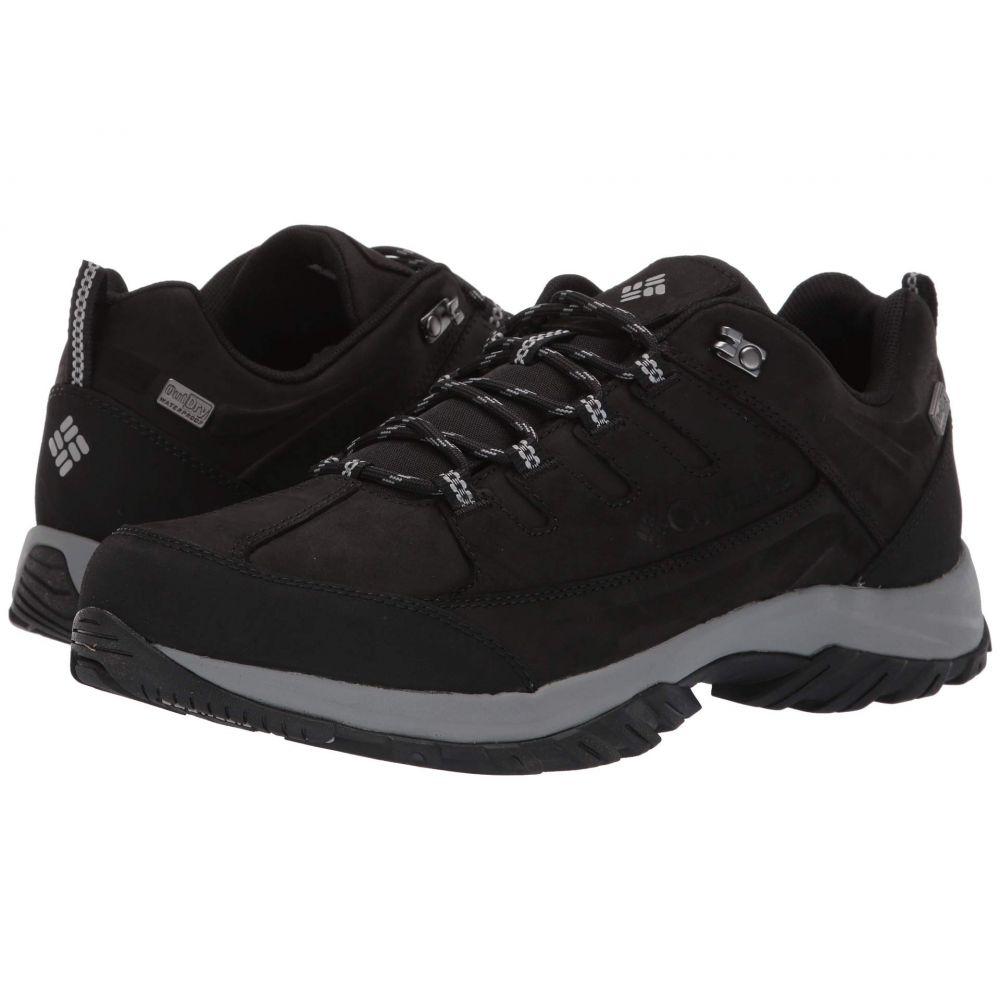 コロンビア Columbia メンズ ハイキング・登山 シューズ・靴【Terrebone II Outdry】Black/Steam