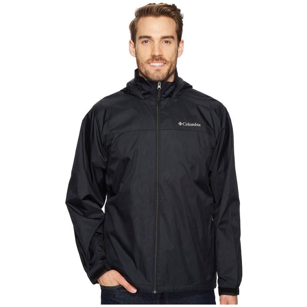 コロンビア Columbia メンズ アウター レインコート【Glennaker Lake Lined Rain Jacket】Black