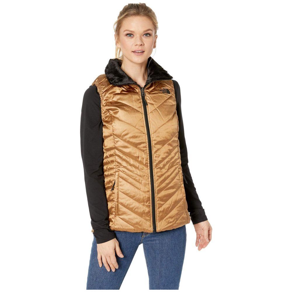 ザ ノースフェイス The North Face レディース トップス ベスト・ジレ【Mossbud Insulated Reversible Vest】Metallic Copper/TNF Black