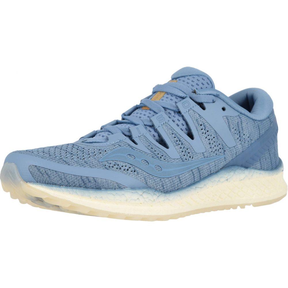 サッカニー Saucony レディース ランニング・ウォーキング シューズ・靴【Freedom ISO 2】Blue Shade