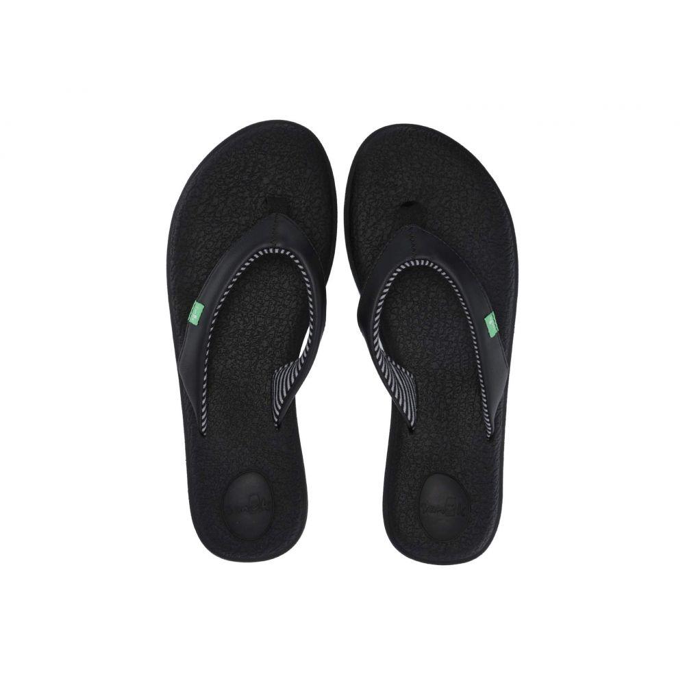 サヌーク Sanuk レディース シューズ・靴 サンダル・ミュール【Yoga Chakra】Black 2