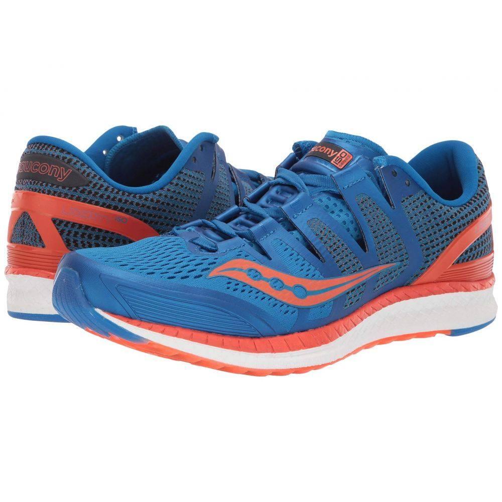 サッカニー Saucony メンズ ランニング・ウォーキング シューズ・靴【Liberty ISO】Blue/Orange