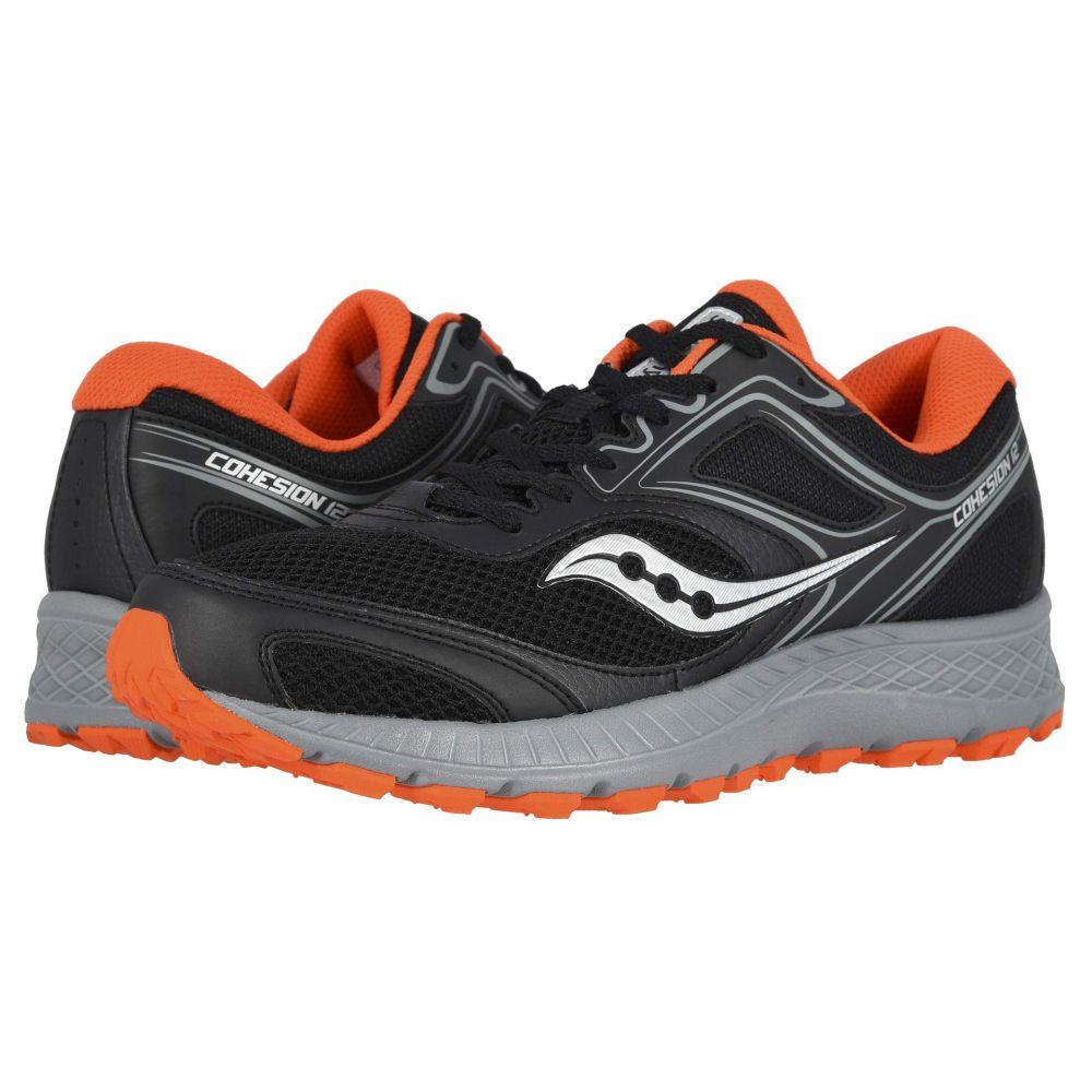 サッカニー Saucony メンズ ランニング・ウォーキング シューズ・靴【Versafoam Cohesion TR12】Black/Grey/Orange