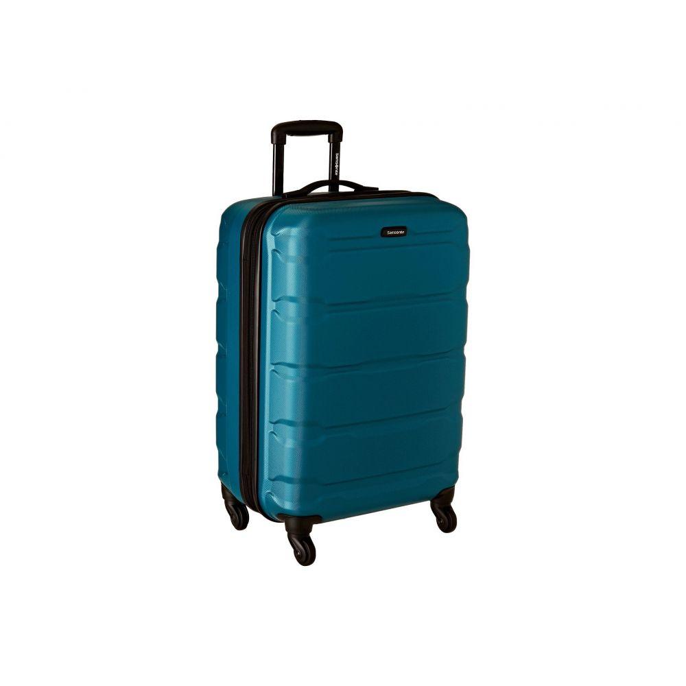 サムソナイト Samsonite レディース バッグ スーツケース・キャリーバッグ【Omni PC 24' Spinner】Caribbean Blue