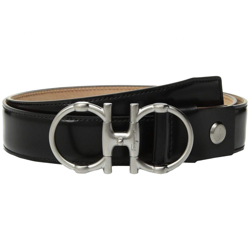 サルヴァトーレ フェラガモ Salvatore Ferragamo メンズ ベルト【Adjustable Belt - 67A033】Black